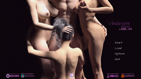 Indecent Desires - The Game 0.013 Game Walkthrough Download Free for Mac & PC