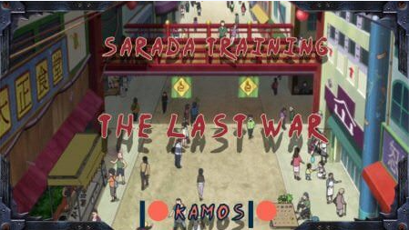 Sarada Training The Last War v2.2 Game Free Download for PC